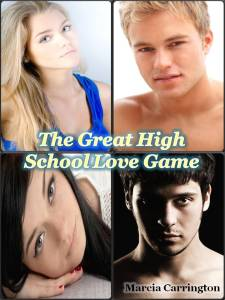 THE GREAT HIGH SCHOOL LOVE GAME cover