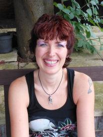 Toya Richardson, author photograph
